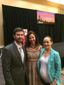Jared Agnetti - Ashley Judd at SGAC