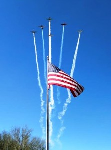Pinnacle Peak Country Club 5th Annual Event Flyover