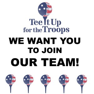 WE WANT YOU TO JOIN OUR TEAM
