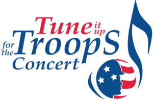 tune it up for the troops logo